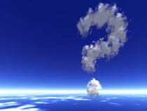 question mark clouds signify why you should choose launchpad career counseling